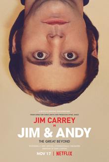 Nonton Movie - Jim & Andy: The Great Beyond(2017)