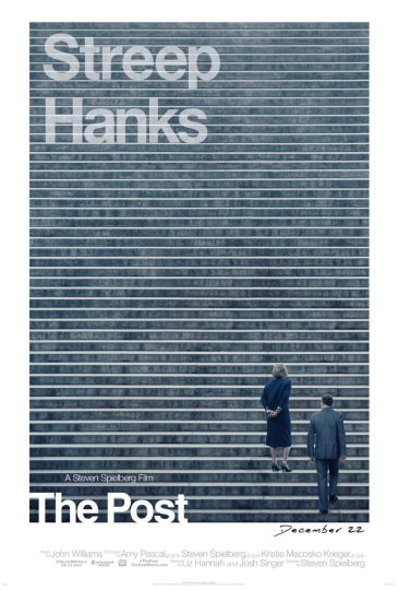 Nonton Movie - The Post(2017)